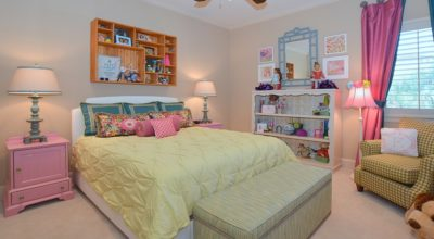 CHILDREN'S ROOM - Kaleidoscope Studio of Interior Design